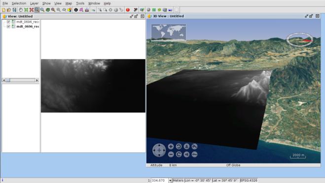 Wiki - gvSIG 3D - gvSIG